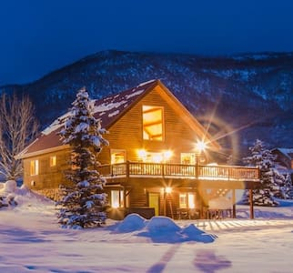 Spectacular Mountain Home Getaway!! - Steamboat Springs - House