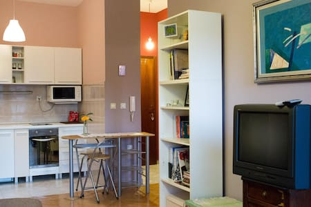 Apartment in family neighborhood - Daire