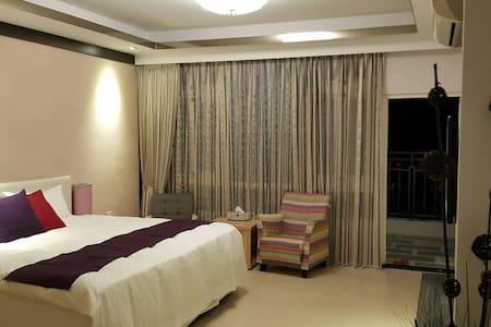 風情蕥舞菈~2F獨愛時尚雙人房 - Guangfu Township - Villa