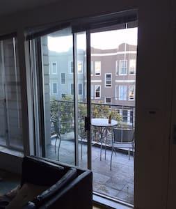 Great Modern Apartment -North Beach