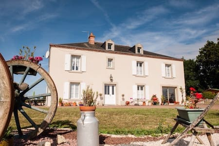 Beautiful 5 bedroom manor house - Maison