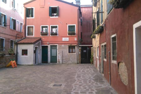 2+2 bed apartment in central Venice