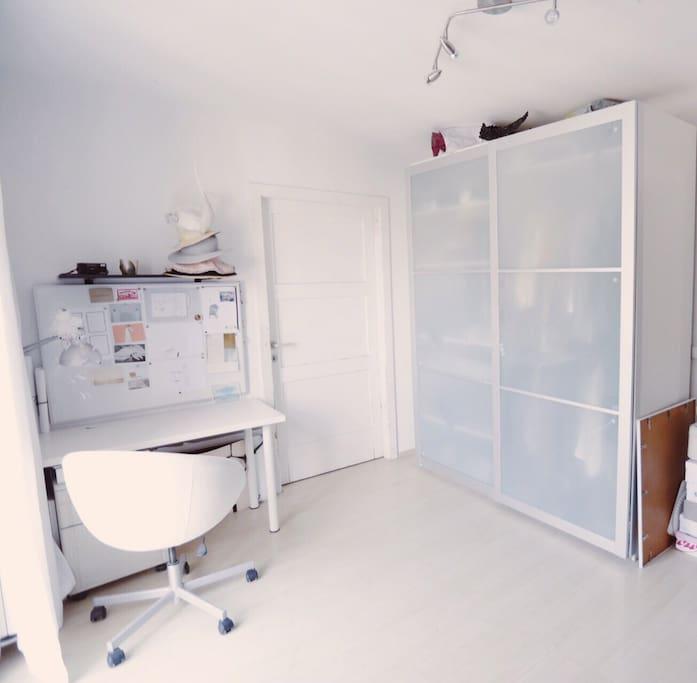 Sassa´s room