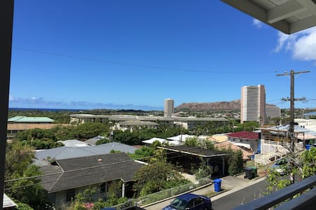 A million Dollar View - Honolulu - House