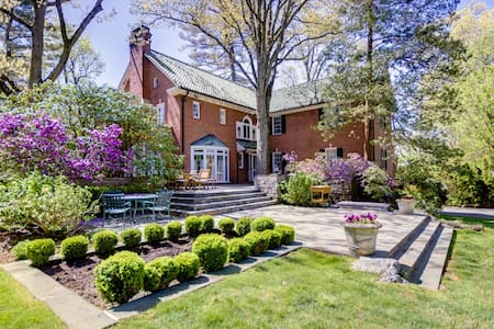 Westchester estate home