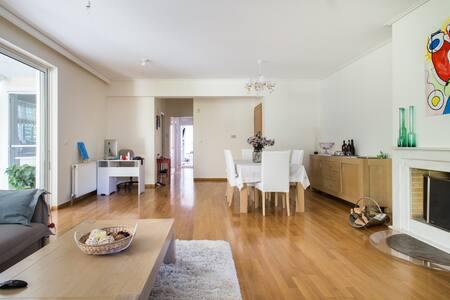 Aisha's Relax House for4 Домик Аиши - Drosia - Rumah
