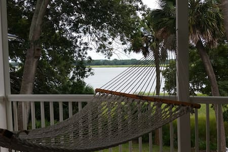 Room 3 fabulous view w/hammock - Beaufort - Bed & Breakfast