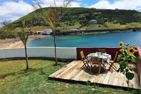 Casa da Praia @ Porto Pim beach - House