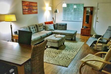 Modern apartment close to Texas A&M
