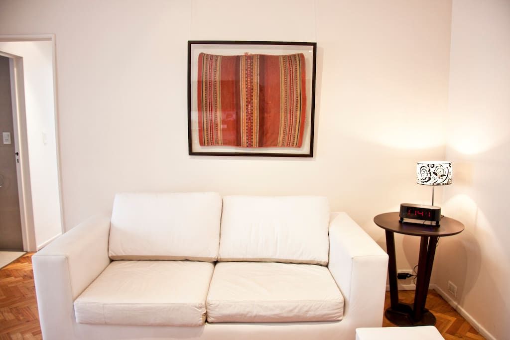 Living & Dining Room. Sofa bed