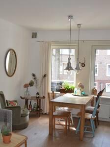 Trendy and homy apartment