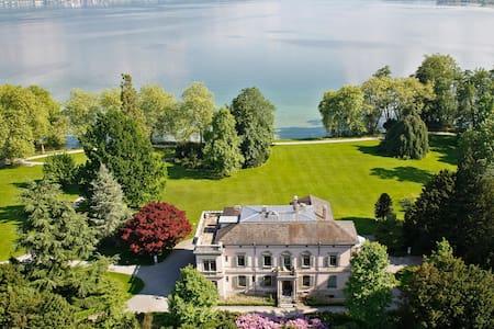 Schöne Wohnung in Cham mit Seeblick - Cham