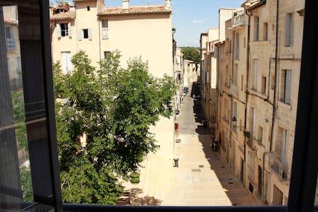 Joli DUPLEX centre ville médiéval ! - Montpellier - Appartamento