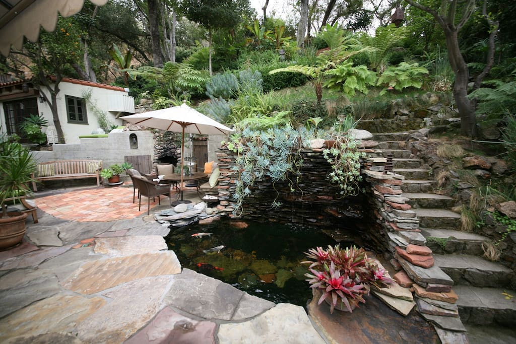 Laurel Canyon Enchanted Luxe Villa