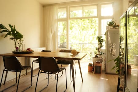 Great apartment in East Amsterdam