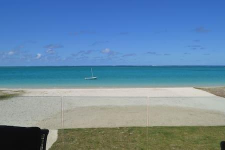 Summer Breeze Beachfront 3 Bedrooms - Lakás