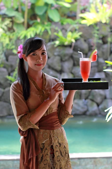 Our staff are here to make your stay memorable