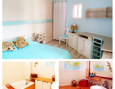 spacious room with terrace - Appartamento
