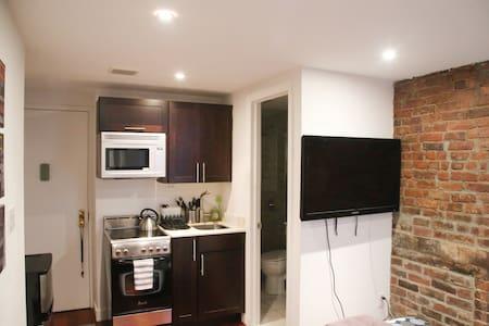 Modern Studio Apartment - New York - Appartamento