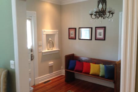 Spacious 1 Br-walk to beach\shops - Asbury Park - Apartment