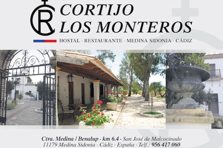 Cortijo los Montero - Bed & Breakfast