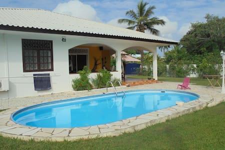 Montabo Beach - Casa