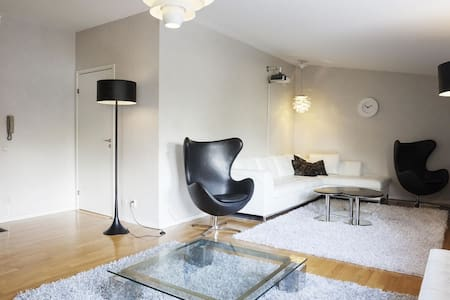 74 sqm well-equipped apartment