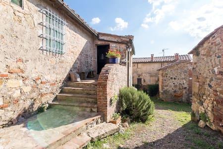 country house near Petriolo - vallerano