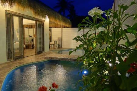 1-bedroom villa with private pool - Gili Air - 別荘