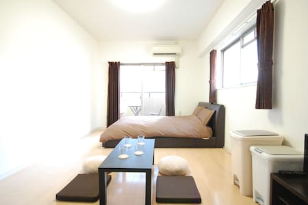 5min Gion Private clean room