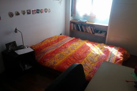 Nice room in 120mq apartment