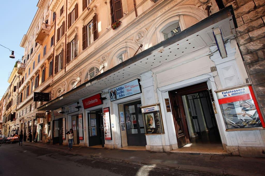 Loft Mercede Spanish Steps Centre