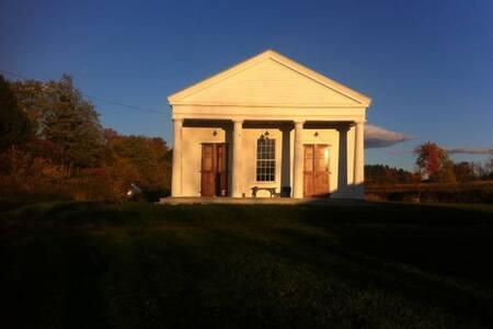Artists' Paradise: Waterburg Chapel - Trumansburg - Other