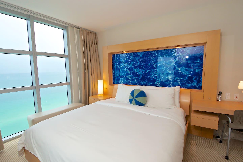 2 Beds at M. Resort Ocean view or F