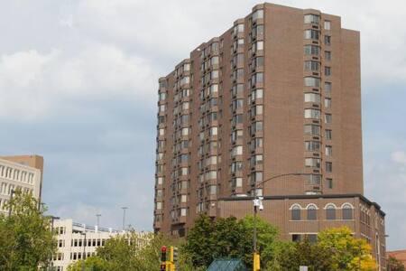 17th floor- Downtown St. Paul