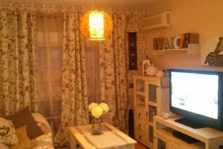 Apartamento muy limpio y luminoso - Appartement