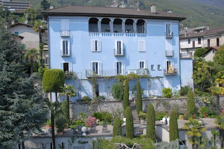 Villa Gina - Brissago - Apartment