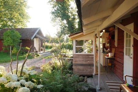 Ferien bei Bullerbü, Doppelzimmer - Mariannelund - Rumah