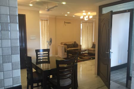 2 BHK Modern Apartment In Dehradun