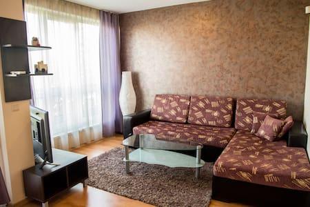 ELITE Apartments - BURGAS 2 bedroom - Byt