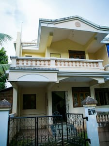3bhk villa the heart of south goa