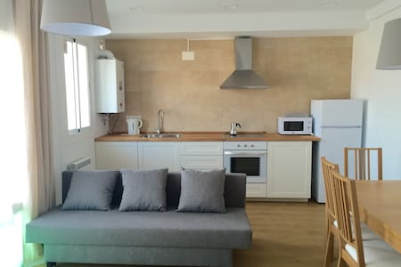 Ideal para pasar sus vacaciones - Calella - Appartement
