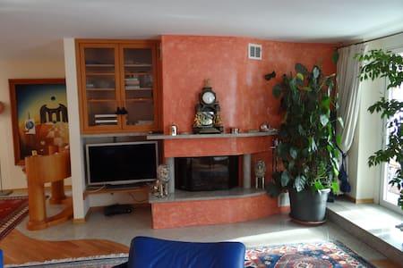 Penthouse im Zentrum Kufsteins - Kufstein - Appartement