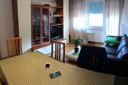 Bright and Friendly room