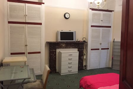Great room, great location!