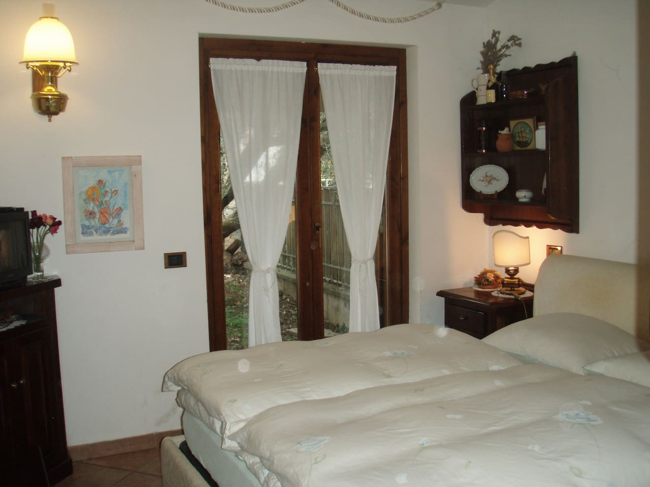 Nice room in Rome's countryside