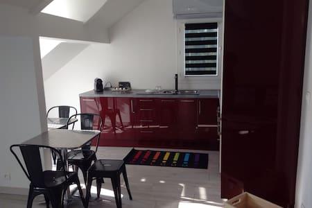Beau T2 station balnéaire ermitage - Lakás