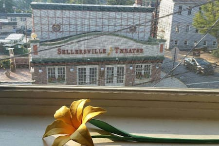 Sellersville Theater Music Retreat - Sellersville