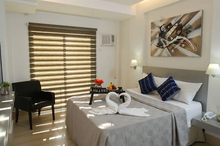 CITYWALK SUITES APARTMENT - Antipolo - Daire