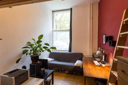 Your cozy room with bunk bed - Berlin - Apartment